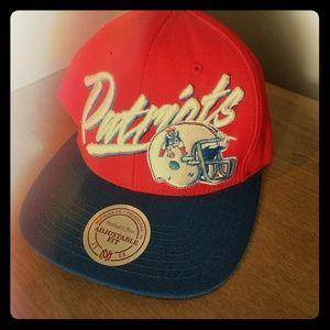 Mitchell & Ness New England Patriots Hat